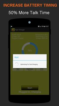 Ultra Fast Charging : Super Fast 5x apk screenshot