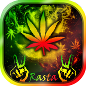 Rasta Weed Live Wallpaper icon
