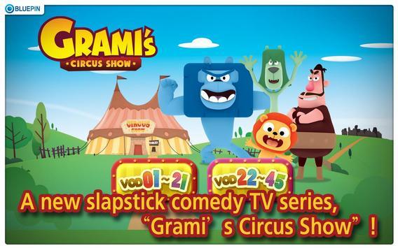GRAMI's CIRCUS SHOW screenshot 4