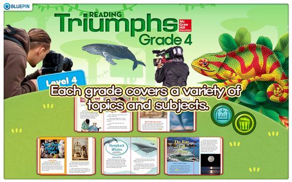 Triumphs Grade4 apk screenshot