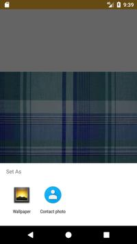 Blue Plaid and Stripes HD FREE Wallpaper apk screenshot