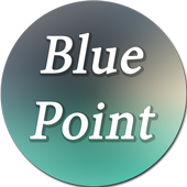 Blue Point - Auto Clicker (NO ROOT) icon