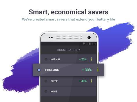 Boost Battery Saver Free apk screenshot