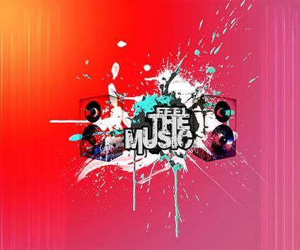 Music Live Wallpaper apk screenshot