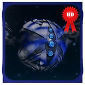 Blue Snitch 3D Live Wallpaper icon