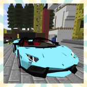 Cars for Minecraft PE icon