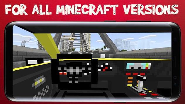 Cars for Minecraft PE screenshot 2