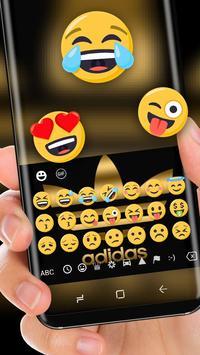 Black Gold adidas screenshot 1