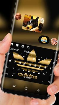 Black Gold adidas screenshot 2