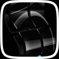Schwarzes (Nero) Windows-Thema
