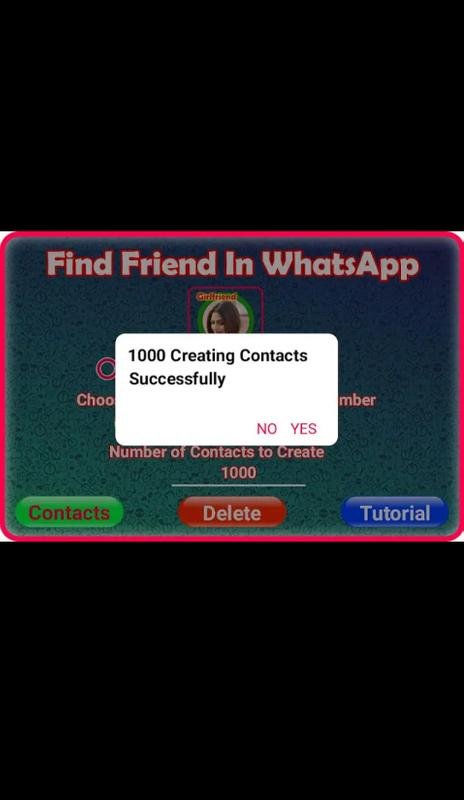 whatsapp friend finder