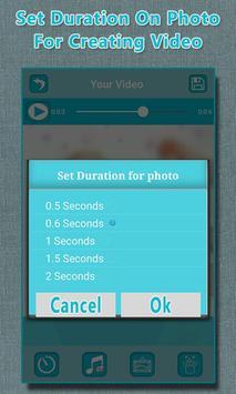 Baby Photo to Video Maker screenshot 4