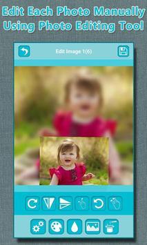 Baby Photo to Video Maker screenshot 1