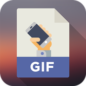 Selfie to GIF icon