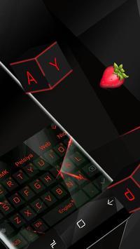 Black Red Polygon Input screenshot 1