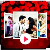 💖LOVE Photo Video Maker Music icon
