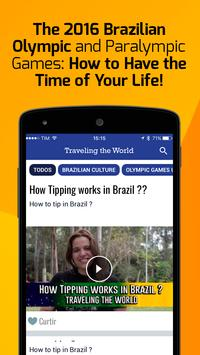 Traveling The World by Liege apk screenshot