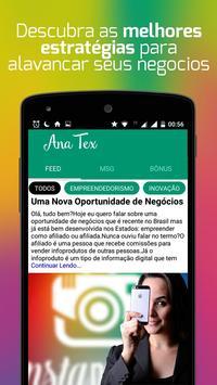 AnaTex - Mkt Digital apk screenshot