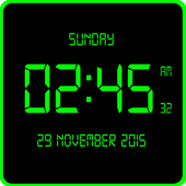 LED Digital Clock LiveWP icon