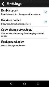 Colors Live Wallpaper poster