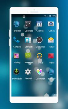Theme for BlackBerry Torch 9860 screenshot 1