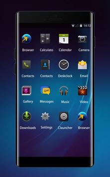 Theme for BlackBerry Z10 HD apk screenshot