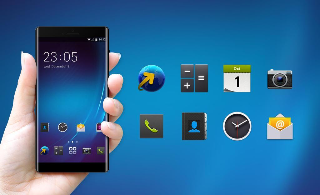 Theme for BlackBerry Z10 HD for Android - APK Download