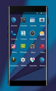 Theme for BlackBerry Curve 9380 apk screenshot