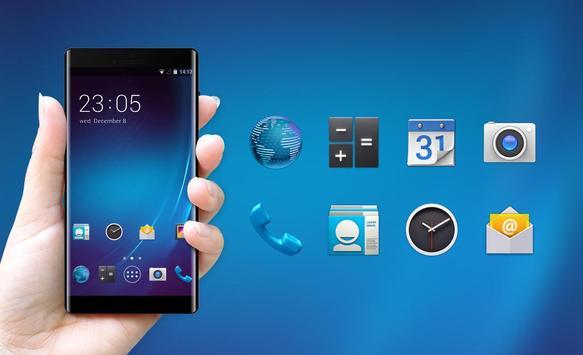 Theme for BlackBerry Porsche Design P9982 screenshot 3