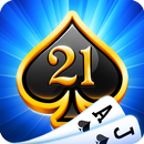 Blackjack 21 - casino card game APK Android