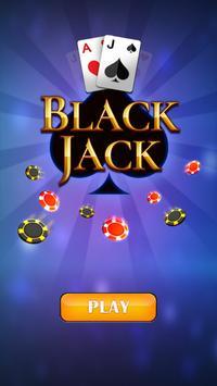 Blackjack 21 poster