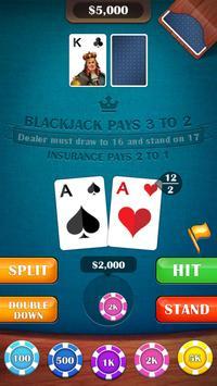 Blackjack 21 screenshot 6