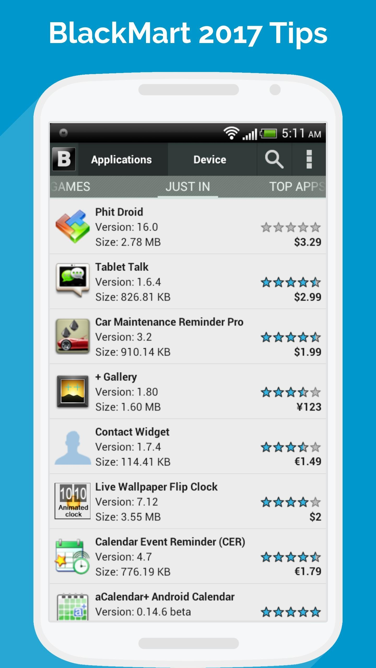 BlackMart : New for BlackMart for Android - APK Download