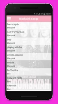 Blackpink All Songs mp3 screenshot 1
