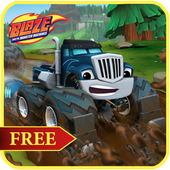 Blaze and the Monster Machines Free icon