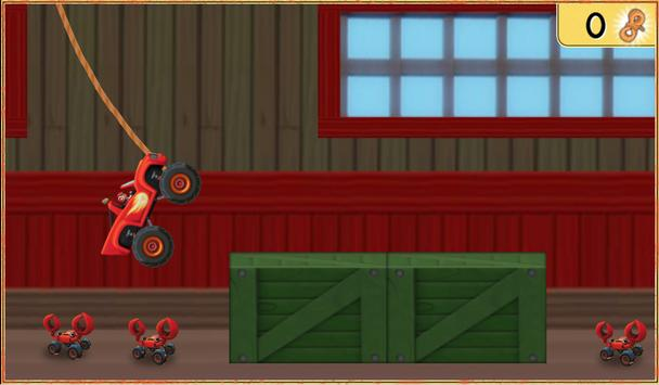 Blaze and the Monster Machines Free screenshot 3