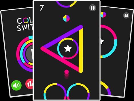 Color Switch: Blaze Ball Jump screenshot 8