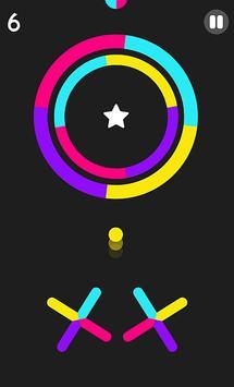 Color Switch: Blaze Ball Jump screenshot 1