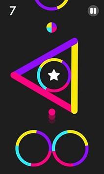 Color Switch: Blaze Ball Jump screenshot 2