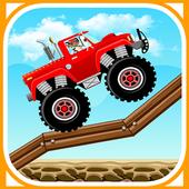 Blaze Monster Truck For Kids 2 icon