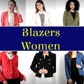 Women Blazers icon