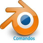 Blender Comandos icon