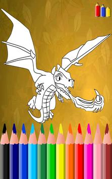 Coloring Book For Clash Of Clans apk screenshot
