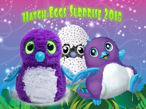 Hatch Eggs Surprise 2018 screenshot 1