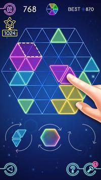 Hexa Block Puzzle poster