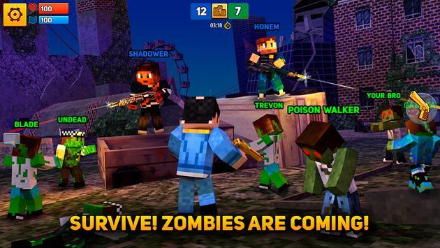 Block City Wars captura de pantalla 3