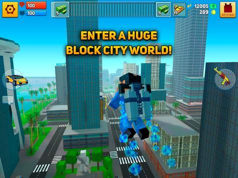 Block City Wars captura de pantalla 5