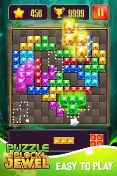 Block puzzle Classic 2018 poster