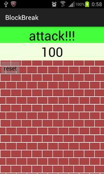 BlockBreak poster