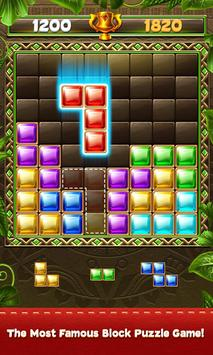Block Jewels King Puzzle poster